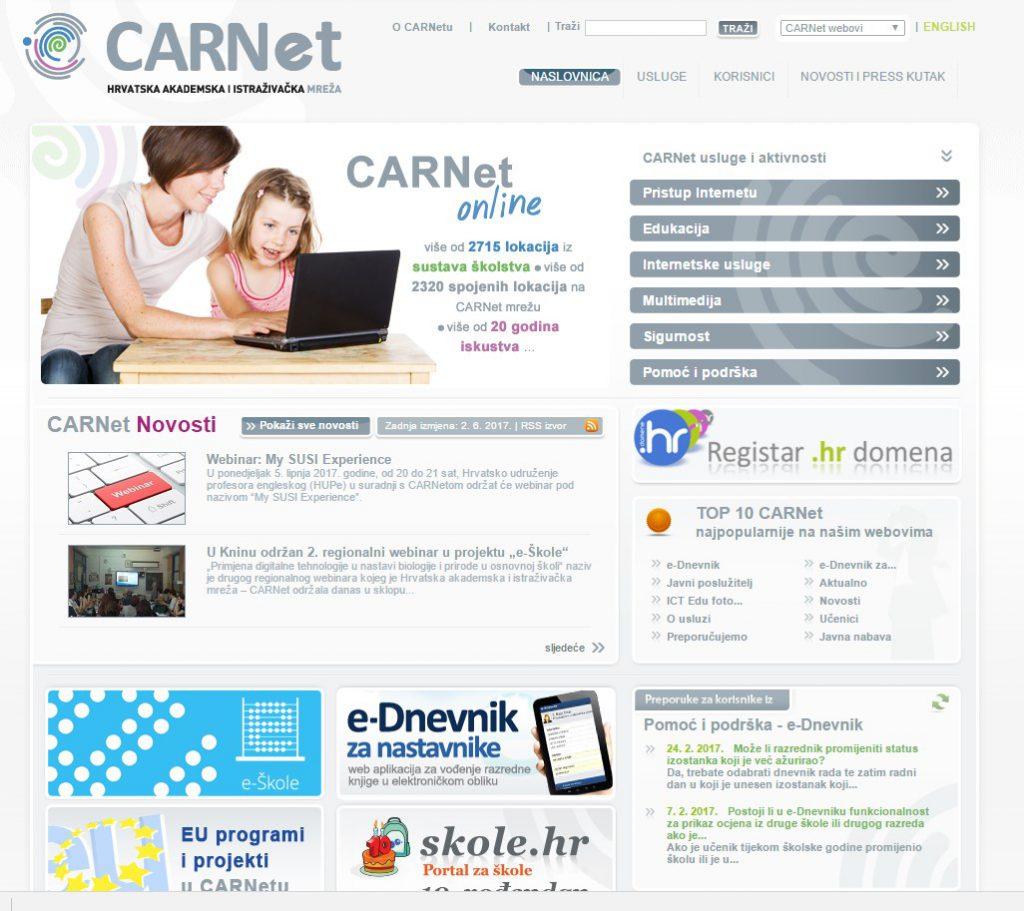 Carnet domene