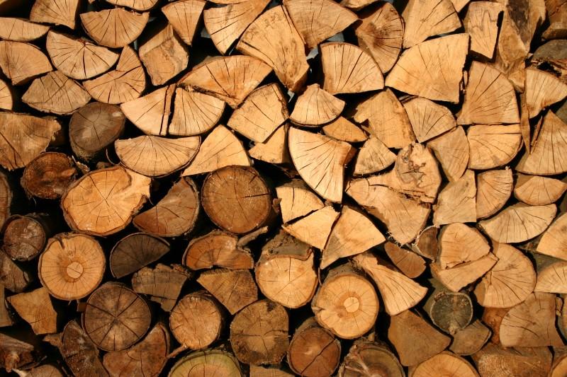 Centralna peč na drva